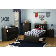 South Shore Nibelheim Kids Bedroom collection in Ebony Black at Kmart.com