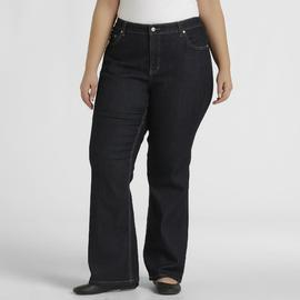 Jaclyn Smith Women's Plus Angel Fit Colored Jeans at Kmart.com