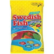 Swedish Fish Assorted Soft & Chewy Candy 8 oz at Kmart.com