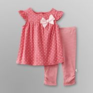 Little Wonders Infant Girl's Top & Leggings at Kmart.com