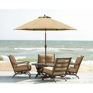 Grand Resort Collection Heritage 5pc Steel Chat Set Bundle at Kmart.com