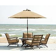 Grand Resort Heritage 5pc Chat Set - Aluminum at Kmart.com