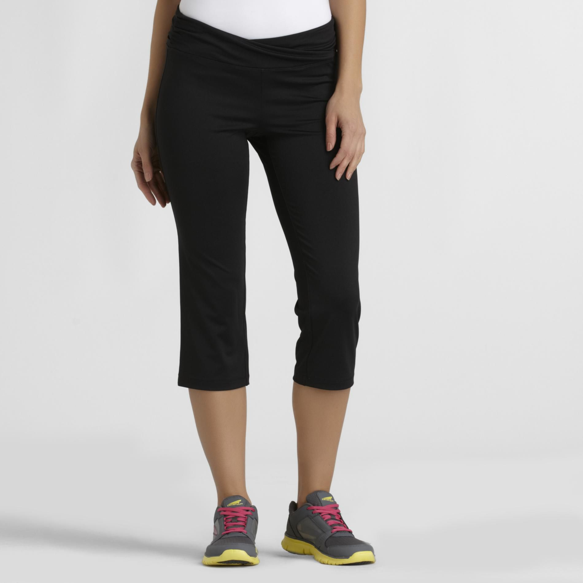 Sofia by Sofia Vergara Women's Yoga Capris at Kmart.com