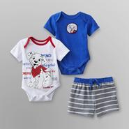 Disney 101 Dalmatians Infant Boy's Bodysuit Set - 3 Pc. at Sears.com