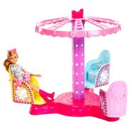 Barbie Sisters Amusement Park Doll + TWIRL & SPIN™ Ride Accessory at Sears.com