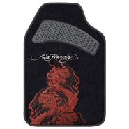 """ED HARDY"" Red Cobra 2 pc Floor mat set by Ed Hardy at Sears.com"
