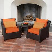 RST Outdoor Tikka™ Club Chair (2-Pack) and Side Table at Kmart.com