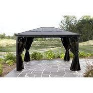 Grand Resort Nevada 10ft x 12ft Aluminum Panel Hard Top Gazebo at Sears.com