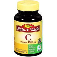 Nature Made Vitamin C 1000 Mg 100 Count at Kmart.com