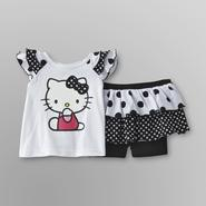 Hello Kitty Infant Girl's Top & Scooter Skirt - Polka Dot at Sears.com