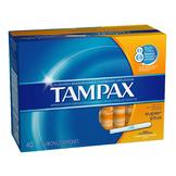 Tampax Pearl Cardboard Super Absorbency Tampons at mygofer.com