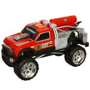 Road Rippers s Heavy Duty Rush & Rescue Fire Truck at Kmart.com