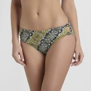 Sofia by Sofia Vergara Women's Bikini Bottoms - Animal Print at Kmart.com