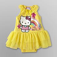 Hello Kitty Infant Girl's Tutu Bodysuit at Sears.com