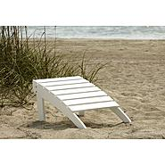 Country Living Adirondack Ottoman - White at Sears.com