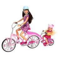 Barbie SISTERS' BIKE FOR TWO at Kmart.com