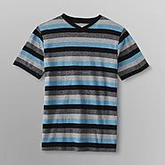 Overdrive Boy's V-Neck T-Shirt - Striped at Sears.com