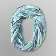 Studio S Women's Mixed Media Infinity Scarf at Sears.com