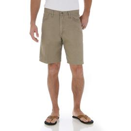 Wrangler Men's 5-Pocket Denim Khaki Shorts at Kmart.com