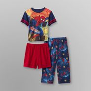 Marvel Spider-Man Toddler Boy's Pajama Set - 3 Pc. at Sears.com