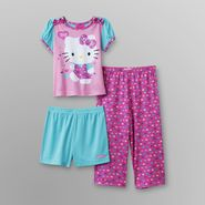 Hello Kitty Toddler Girl's Sleepwear Set - 3 Piece at Sears.com