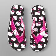 Hello Kitty Girl's Chunky Foam Flip-Flops at Sears.com