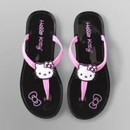 Hello Kitty Girl's Gel Flip-Flops at Sears.com