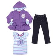 Young Hearts Infant & Toddler Girl's 3 Pc Jegging Set at Sears.com