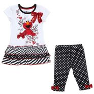 Sesame Street Infant & Toddler Girl's 2 Pc Elmo Legging Set at Sears.com