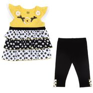 Young Hearts Infant & Toddler Girl's Tiered Legging Set at Sears.com