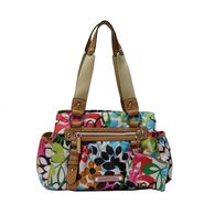 Lily Bloom Women's 'La Isla Bonita' Triple Section Satchel Handbag at Sears.com