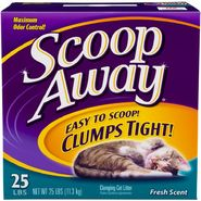 Scoop Away Clump Tight Fresh Scent 25 lb at Kmart.com