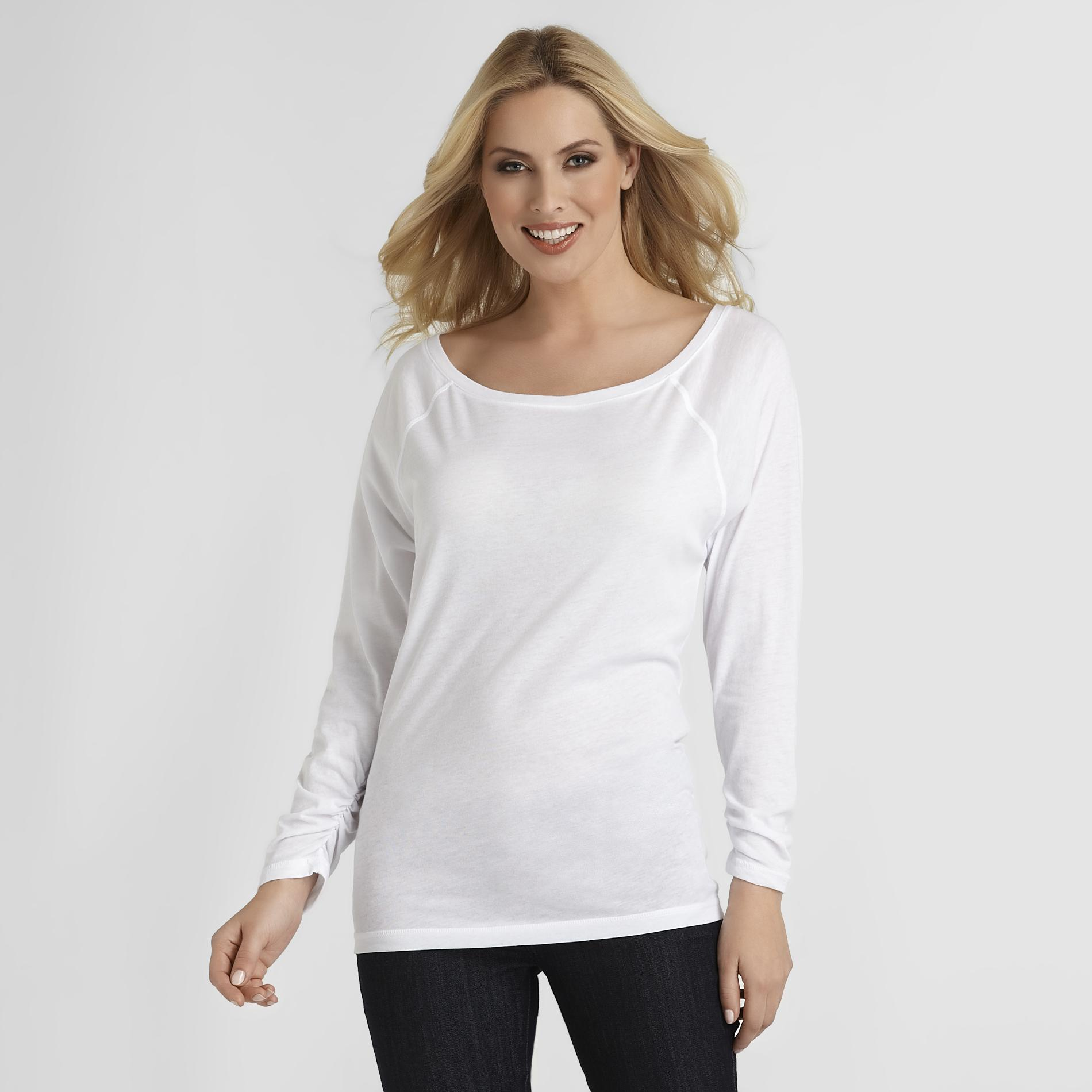 Sofia by Sofia Vergara Women's Oversized T-Shirt at Kmart.com
