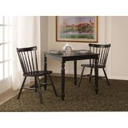 International Concepts Set of 3 pcs - 30x30 Dining Table with 2 Copenhagen Chairs at Kmart.com