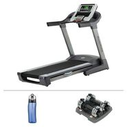 NordicTrack Treadmill Bundle with water bottle       ...