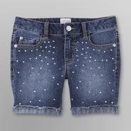 Canyon River Blues Girl's Jean Shorts - Rhinestones & Studs at Kmart.com