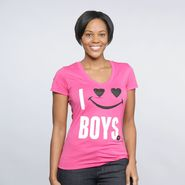 Joe Boxer Women's Graphic I Heart Boys Sleep Top at Kmart.com