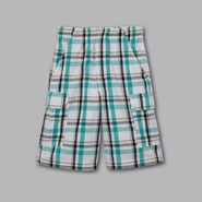 Canyon River Blues Boy's Plaid Cargo Shorts at Sears.com