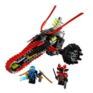 LEGO Ninjago Warrior Bike at Kmart.com