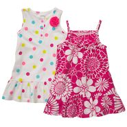 Carter's Newborn & Infant Girl's 2 Pc Floral Polka Dot Dress Set at Sears.com