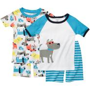 Carter's Infant & Toddler Boy's 4 Pc 'Dogs' Print Set at Sears.com