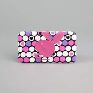 Playboy Women's Bunny Dots Hinge & Flip Wallet at Kmart.com