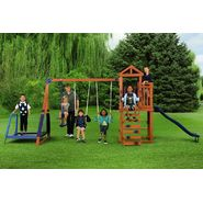 Sportspower Woodland Jump N Swing II Swing Set at Sears.com