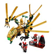 LEGO Ninjago The Golden Dragon at Kmart.com