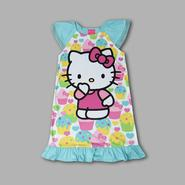 Hello Kitty Girl's Ruffle Nightgown at Sears.com
