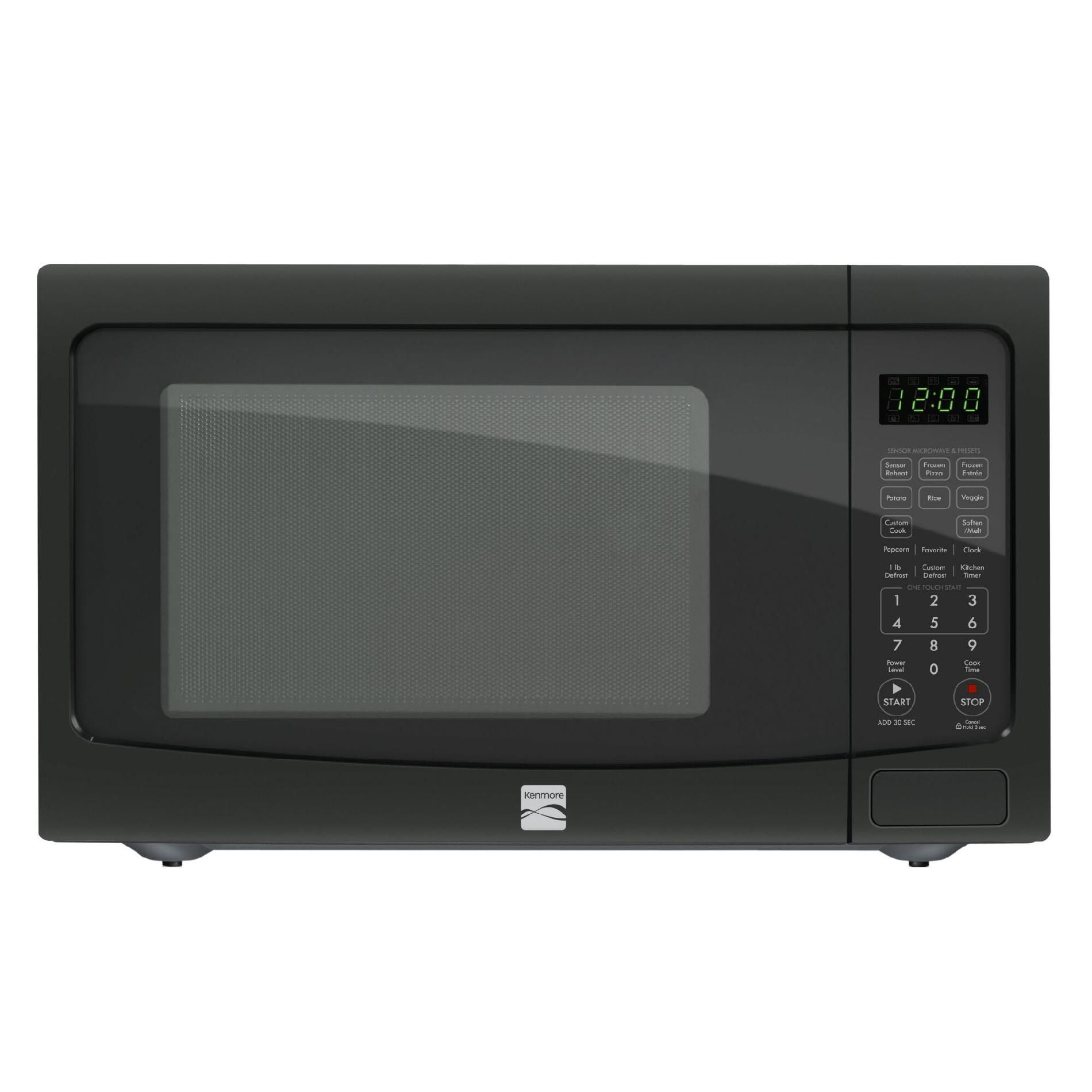 1.2 cu. ft. Countertop Microwave w/ EZ Clean