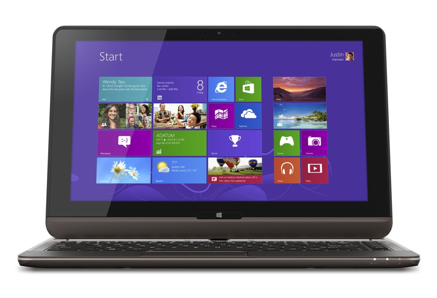 Toshiba Satellite U925 12.5