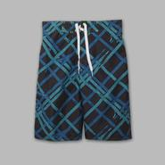 Joe Boxer Boy's Zippered Side Pocket Printed Board Shorts at Kmart.com