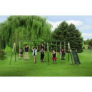 Sportspower Adventure Play II 9-Play Metal Swing Set at Sears.com