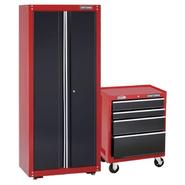 Craftsman Floor Cabinet & Tool Cart Bundle           ...
